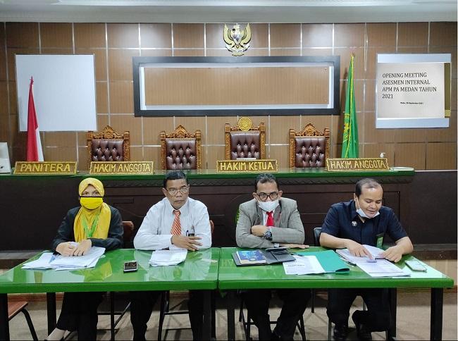 1.Opening Meeting