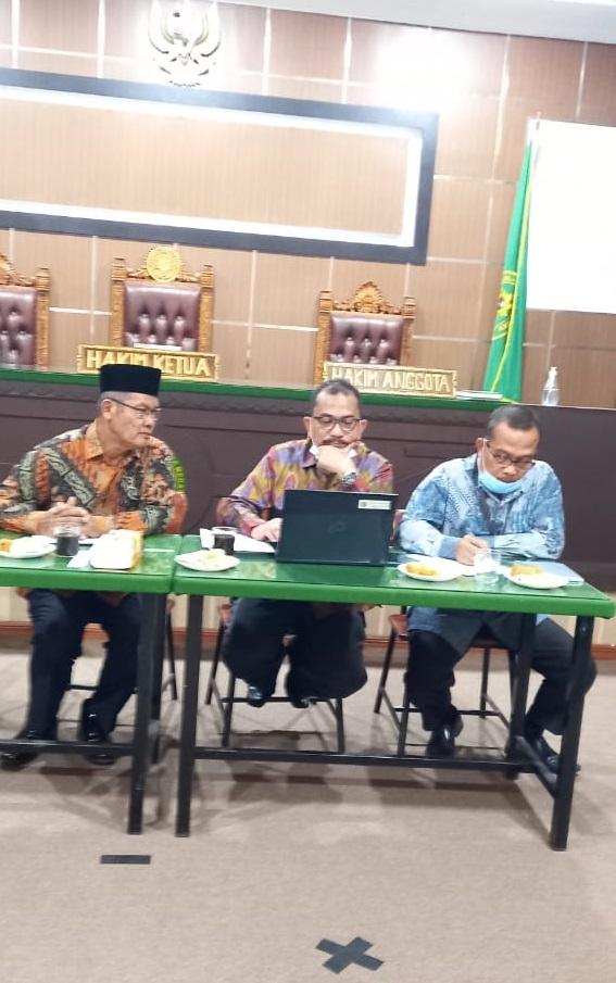 "Coffee Morning IKAHI PA Medan ""Formulasi Surat Gugatan dan Permohonan"" | (15/10)"